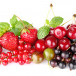 Stock Photo: Still life of berry