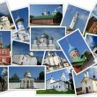 Постер, плакат: Orthodox russian churches