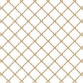 Rope net isolated over white (transparent) EPS 8 AI JPEG