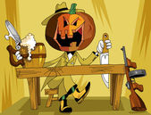 Ticket to Halloween;