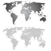 Mapy světa