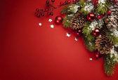 Kunst Grußkarte Weihnachten