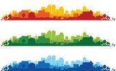 Nejosobitějších městských zástaveb