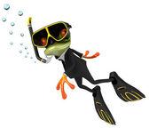 Žabák potápěč