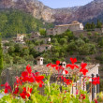 thumbnail of Deia village in Majorca Tramuntana mountain