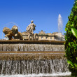 thumbnail of Cibeles statue Madrid fountain in Paseo Castellana