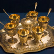thumbnail of Collection of kitchen utensils -coffee set
