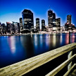 thumbnail of Brisbane city at night