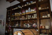 Borospince, fa, kannák, lekvár, élelmiszer, verések, különböző