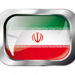 thumbnail of iran shiny button flag vector illustration. Isolated abstrac
