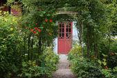 Magic Garden Entrance