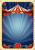 Plakát zábava cirkus