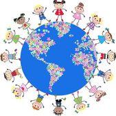 Smíšené etnického děti
