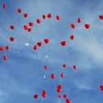 Постер, плакат: Red Balloons