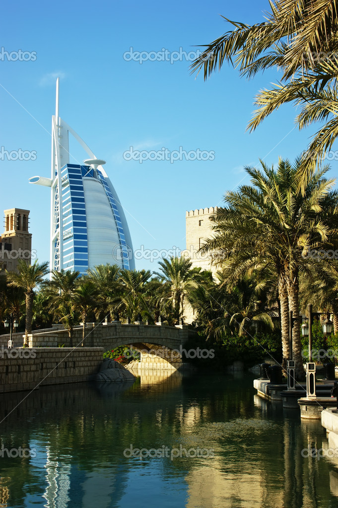 Burj Al Arab 7 Sterne Hotel Dubai Vereinigte Arabische Emirate