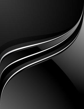Luxury black background