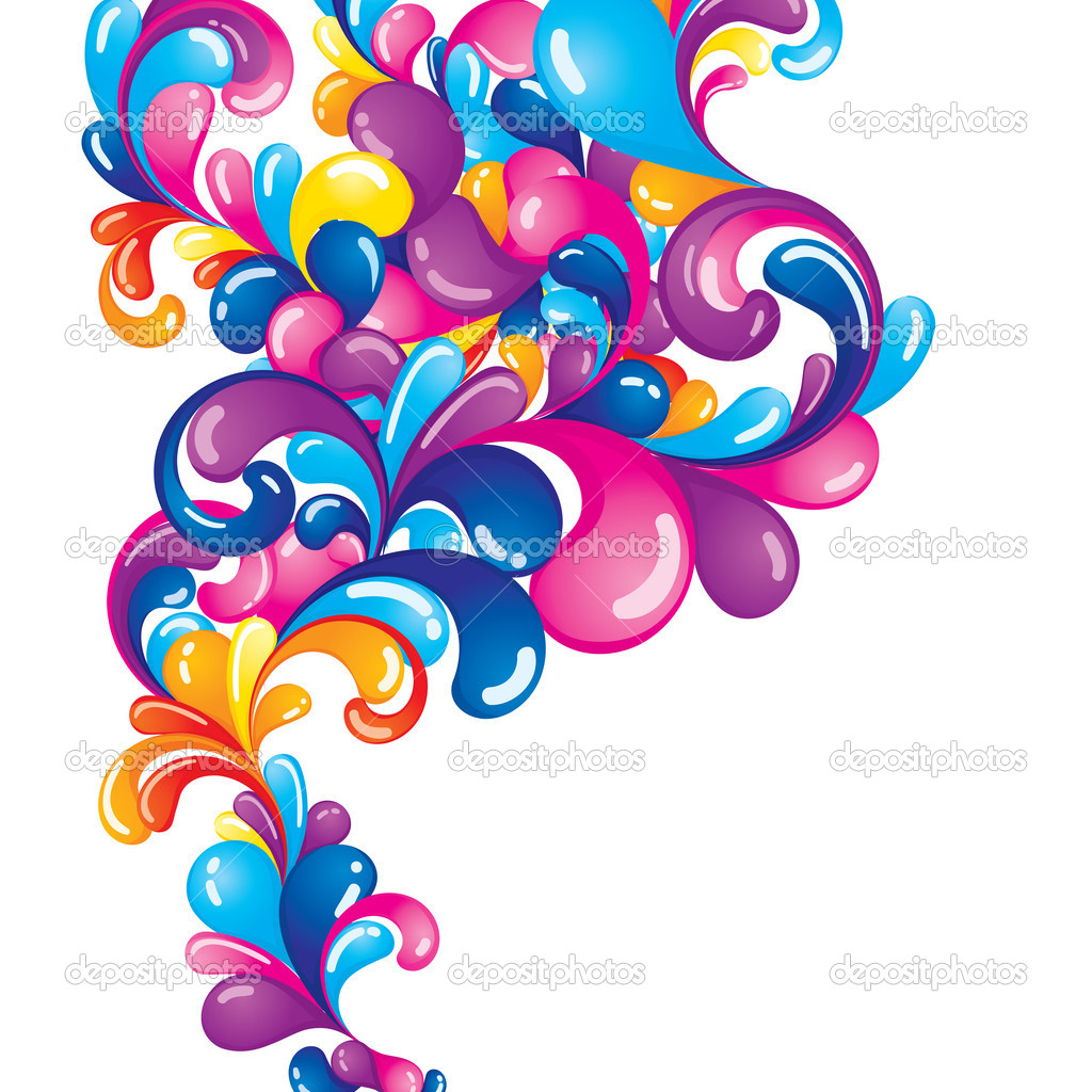 Colorful vector illustration