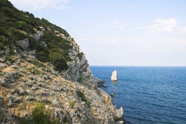 Rock in Yalta