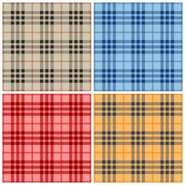 plaid pattern 2