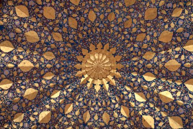 Ceiling of Aksaray mausoleum