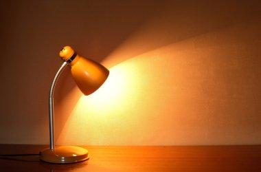 Luminous Desk Lamp