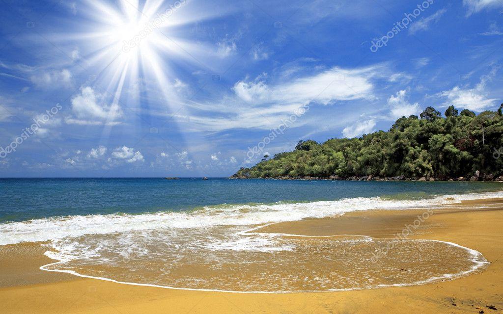 Beach of Kata, Phuket, Thailand