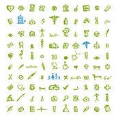 lékařské ikony pro váš návrh