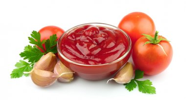 Tomato paste with spices