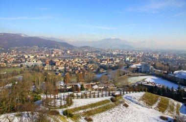 Bergamo city, Italy