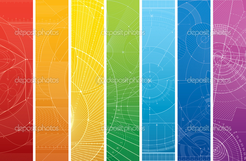Colordraft pattern
