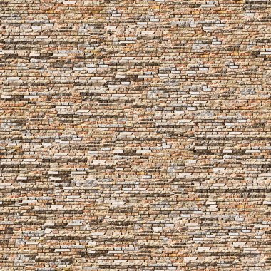 Stony wall seamless background.