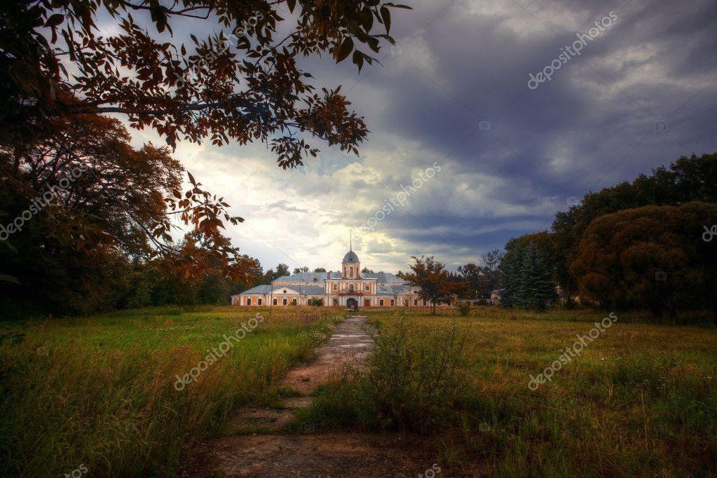 Old mansion