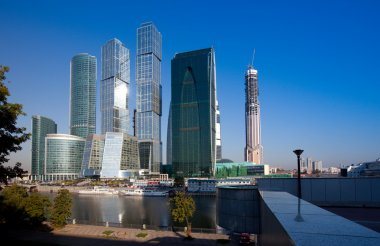 Russia, Moscow City