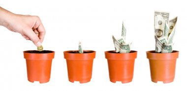 Growth of profitableness of capital investments