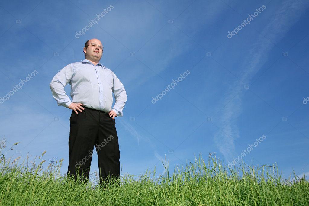 Stand fatman