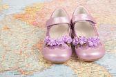 Fotografie ženy boty