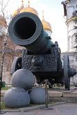 carské dělo v Kremlu, Moskva