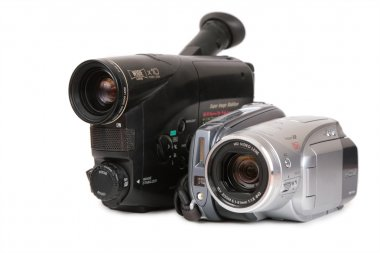 HDV and analog video cameras