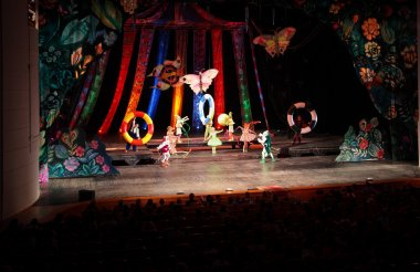 Theatrical spectacle