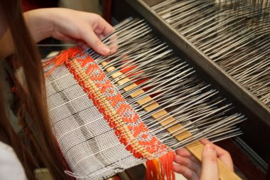Russian folk craft