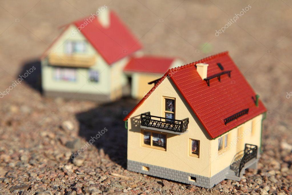Modelli di case foto stock paha l 7936663 for Modelli di case