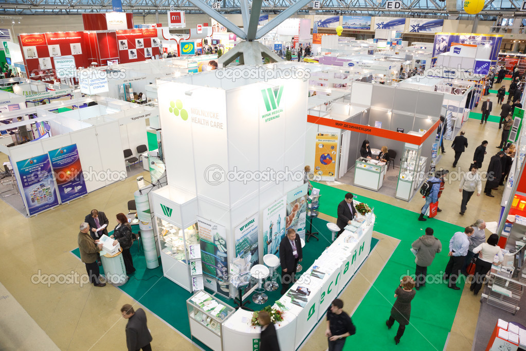 The largest exhibition of medical technologies
