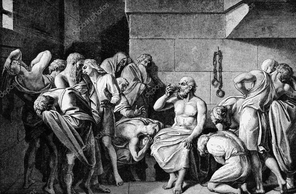 an analysis of socrates argument and the first item in it the seperation of the body and the soul The resurrection, according to which the separation of body and soul at death is a temporary state of affairs, to be remedied by the body's ultimate restoration, for all of eternity, at the time of the final judgment.