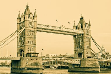 Vintage London Tower Postcard