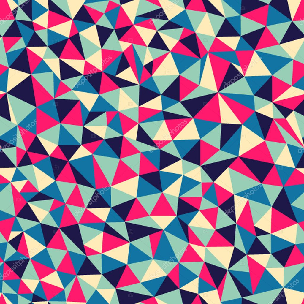 how to use seamless patterns within type