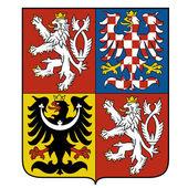 vektorový obrázek státní znak ČR