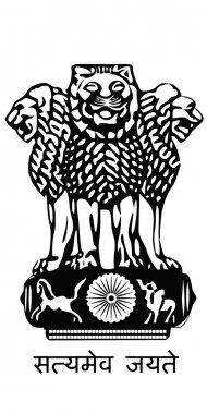 The arms of India
