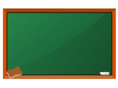 Vector illustration of school boards