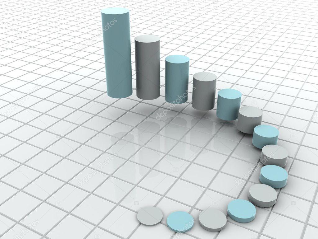 3d Business Statistics Photo By Tatiana53