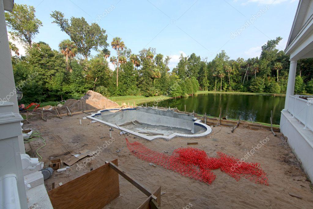 Pool Construction